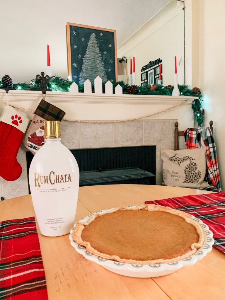 RumChata Pumpkin Pie Recipe