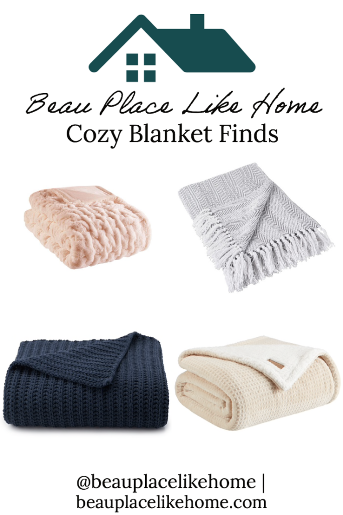 Friday Favorites - Cozy Blanket Finds
