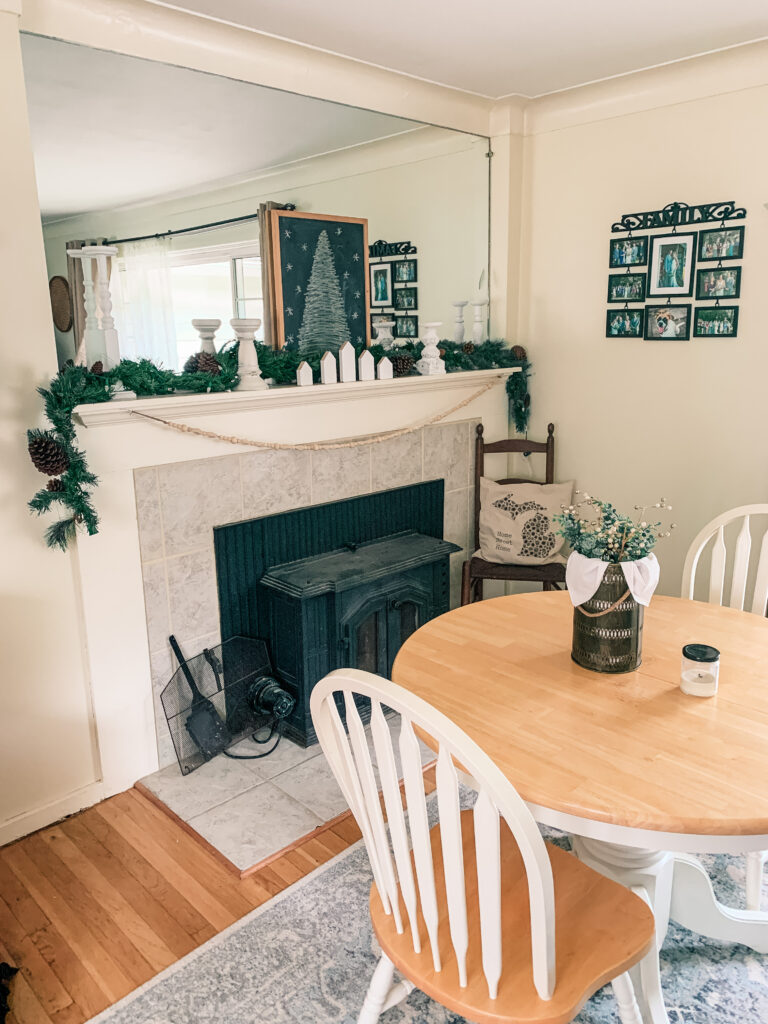 Mantle Styling Tips
