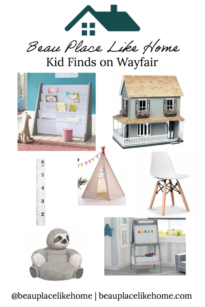 Kid Finds on Wayfair - Beau Place Like Home